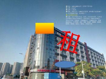 华南城公寓招租宣传画册