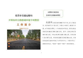 《北票市交通运输局开展农村公路路域环境专项整治指导手册》-草样-2