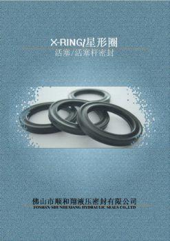星形圈X-RING电子画册