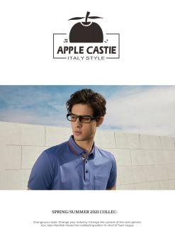 APPLE CASTIE Spring:Summer 2021 collection电子杂志 电子书制作软件