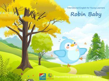 Robin Baby国际幼儿英语 宣传册