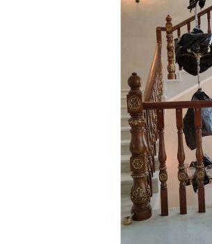 上饶木扶手装饰工程-上饶小罗木扶手装饰工程营销中心18770399606  罗先生电子画册