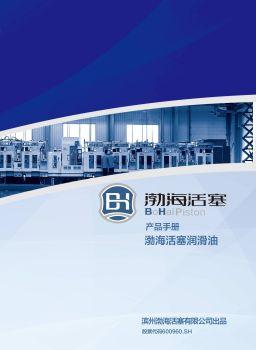 渤海润滑油产品手册