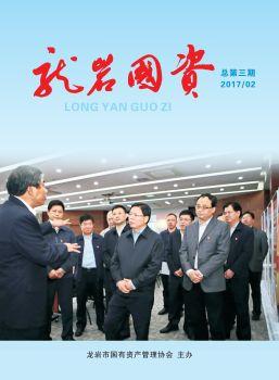 《龙岩国资》第三期宣传画册