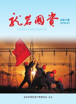 《龙岩国资》第六期电子刊物