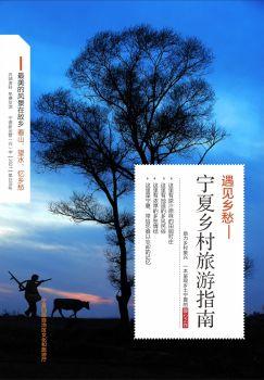 2021全新版《宁夏乡村旅游指南》电子画册 电子书制作软件
