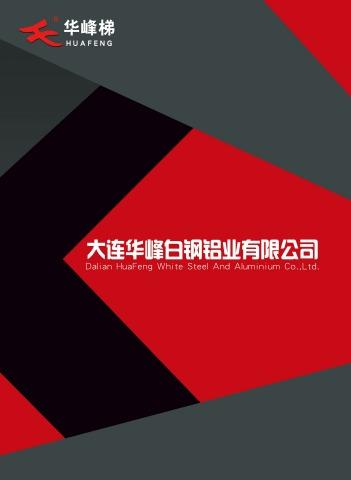 大連華峰白鋼鋁業有限公司宣傳冊