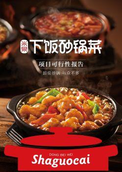 米果超级砂锅可行性报告电子杂志