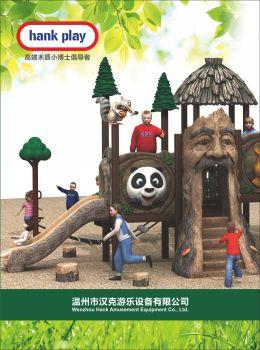 汉克游乐高端木质小博士2019产品目录