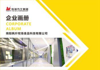 绵阳枫叶牧场食品科技有限公司-企业画册