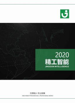 广东精工智能系统有限公司电子画册