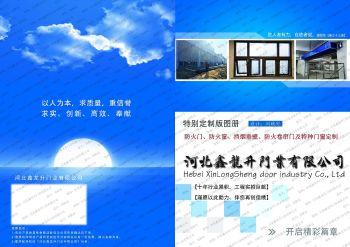 河北鑫龙升门业有限公司的电子图册