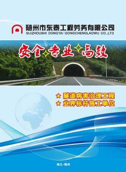 随州市东泰工程劳务有限公司电子画册