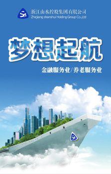 山水集团企业画册(2018)