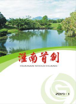 《淮南首创》2019年第1期宣传画册