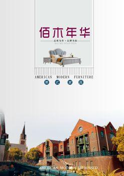 佰木年华-2019电子画册 电子杂志制作平台