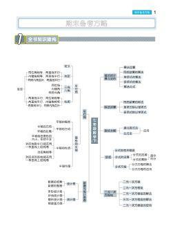 数学七下浙教模块攻略 电子杂志制作平台