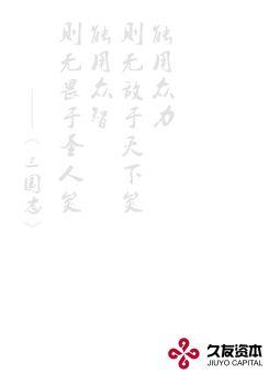 久友资本简介