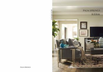 PALM SPRINGS简约美式特辑电子杂志