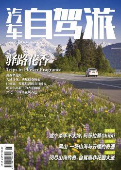 自驾游19年3期 电子杂志制作软件