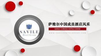 萨维尔中国成员酒店风采 V063电子书