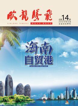 《欣龙腾飞》企业文化季刊第14期电子刊物