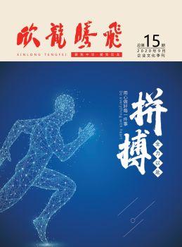 《欣龙腾飞》企业文化季刊第15期电子刊物