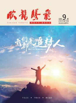 《欣龙腾飞》企业文化季刊第9期 电子书制作平台