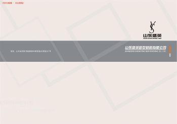 山东盛英新型材料13562651127电子宣传册