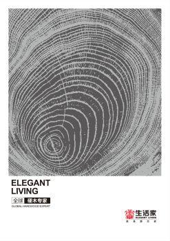 生活家地板实木画册 电子书制作平台