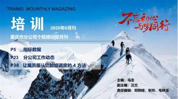 重庆市分公司个险培训部6月月刊(1)(1)