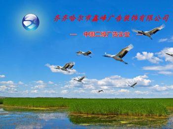 齐齐哈尔市鑫峰广告装饰有限公司(擎天柱)电子画册