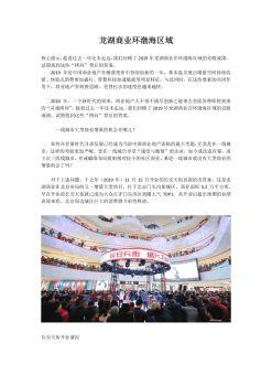 龙湖商业环渤海区域电子刊物