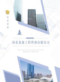 河北龙鑫工程咨询有限公司电子画册