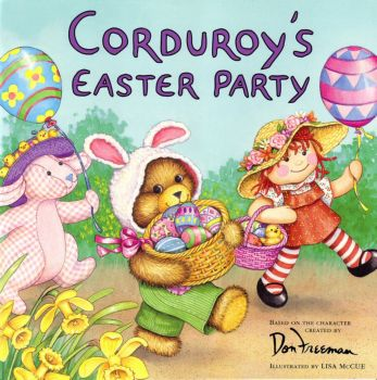 Corduroy's.Easter.Party