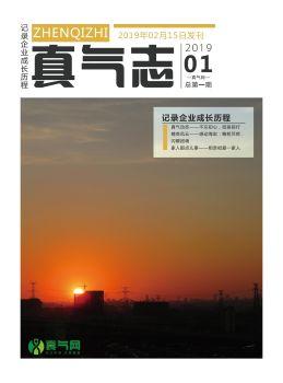 《真气志》01期,3D翻页电子画册阅读发布平台