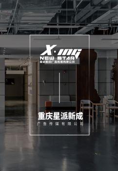 星派新成广告传媒电子宣传册