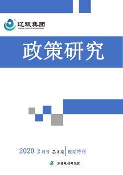 政策研究内刊第三期疫期特刊 电子书制作软件