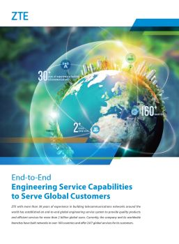End-to-End Engineering Service Capabilities to Serve Global Customers,3D翻页电子画册阅读发布平台