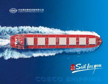 中远海运散运宣传画册(英文版)
