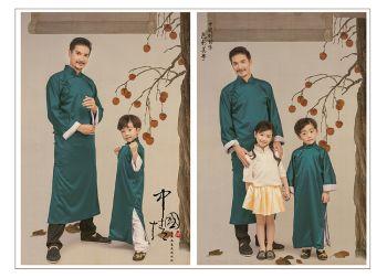 红李子私人订制高端全家福摄影画册