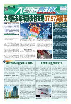 大灣區青年報-第45期 电子书制作软件
