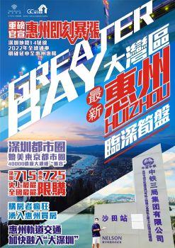 惠州即將爆升,推薦最抵買惠州臨深筍盤!电子宣传册