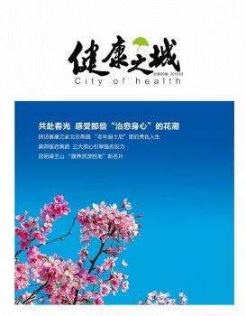 《健康之城》 第9期(2019.03)