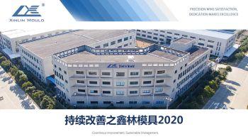 持续改善之鑫林模具2020电子宣传册