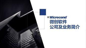 上海微創軟件股份有限公司《公司簡介及案例》電子畫冊