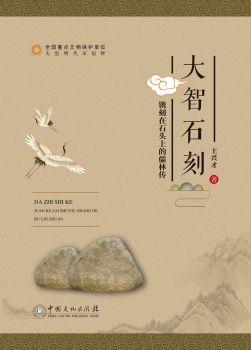 《大智石刻——镌刻在石头上的儒林传》
