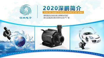 2020深鵬公司簡介