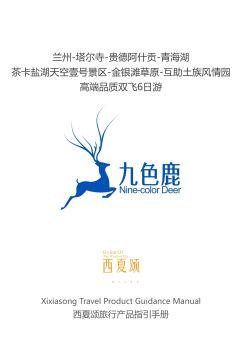 九色鹿产品手册