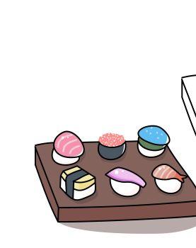 寿司电子画册